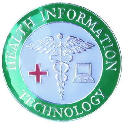 c3712163b353 Health Information Technology Pin